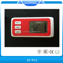 Promotional activity 3D rectangle multi-function pedometers