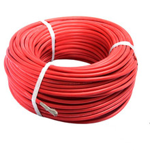 low voltage copper YGC heat resistant silicone rubber cable