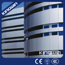 Innovative Design Fabrication and Engineering - Aluminum Panel Curtain Wall