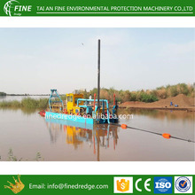 Self Propelled Hydraulic Cutter Suction Dredger Barge /Dredging Vessel