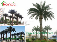 artificial winter trees artificial date palm tree bottle plastic fake palm tree