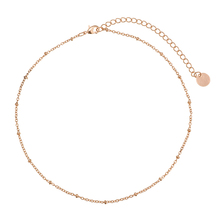 Hot Selling Korean Fashion Gold Plated Necklace Chain