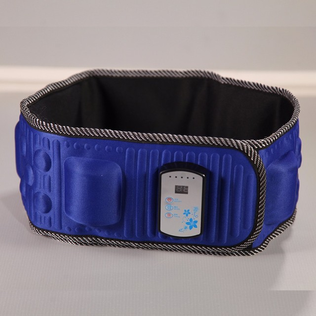 Electric Infrared Ray heat fat burning slimming massage belt