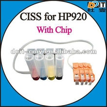 New and hot ciss for hp officejet 6000/6500/7000 for hp920 ciss