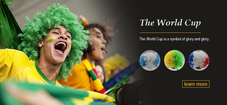 Factory World Cup Plastic Sports Fan Cheering Horns