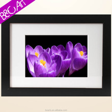 Interior art elegant flowers famous glass painting pictures of flowers