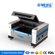 Removable G.weike LC1390N laser marble cutting machine China supply 1.3*0.9M Working Size