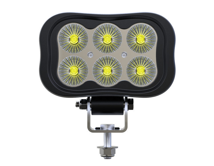 Oledone NEW led work light with full 360 degree Rotation bracket for tractor / trailer/ ATV/ heavy duty
