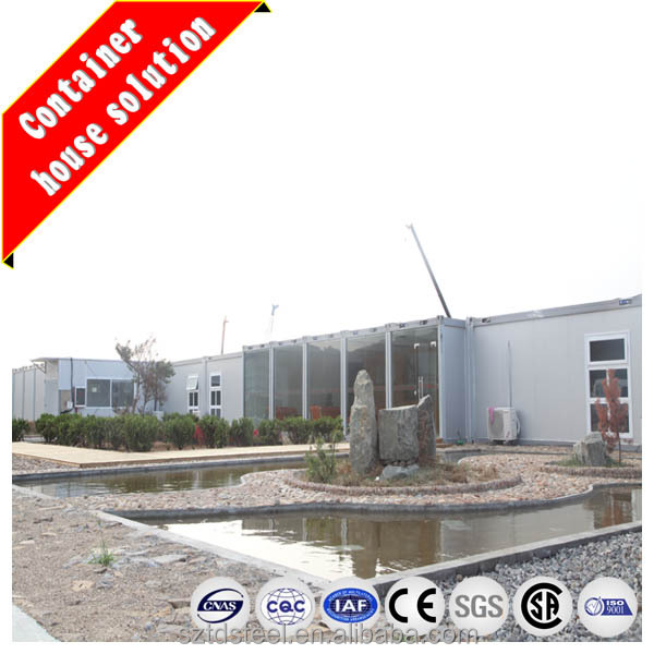 ISO 9001 cargo container homes for sale