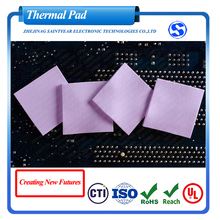 2.0W Thermal Conductive Silicone Pad for gap filling