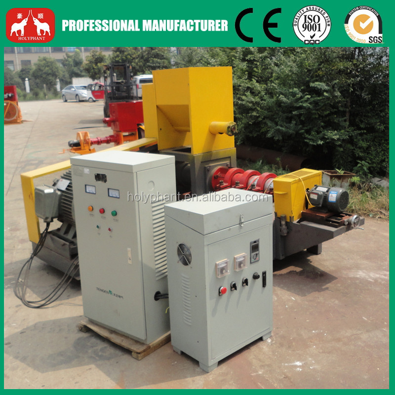 professional factory offered fish feed making machine fish feed machine