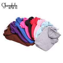 Custom Multi Color Blank Pet Dog Sweatshirt Hoodie athletic hoodie Clothes