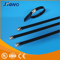 2015 Excellence Quality Shipping From China PVC Coated Stainless Steel Cable Tie