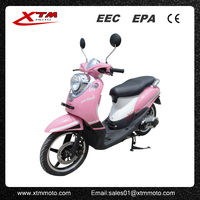 Women city gas scooter 125cc moped