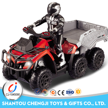 Cross country remote control electric motorcycle 1/10 scale rc car