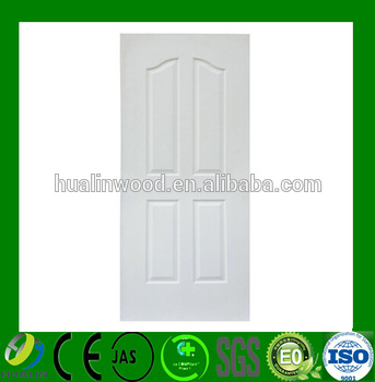 white melamine painting door skin