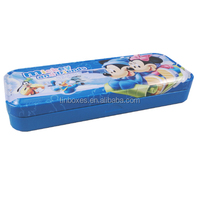 tin personalized pencil tin stationery box