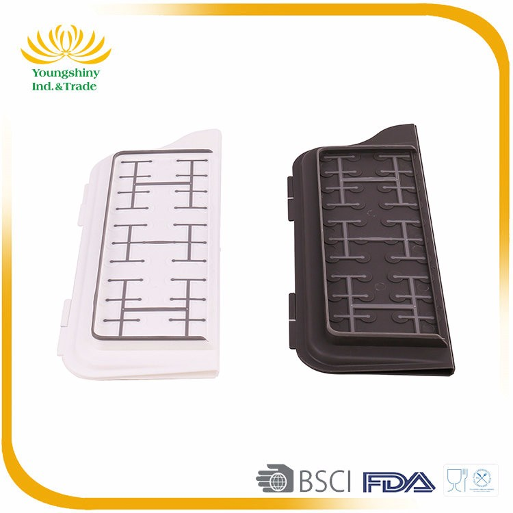 Hot selling plastic folding basket