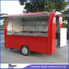 2017 JX-FS290B new style commercial customized mobile catering vehicle