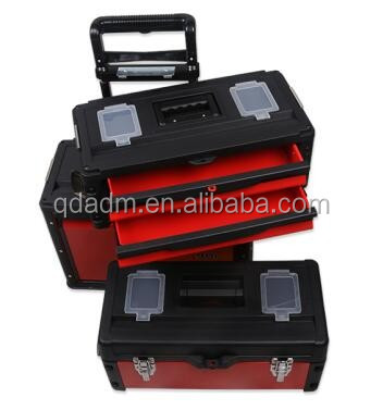 Draw Bar Mobile Hand Storage Cabinet Trolley