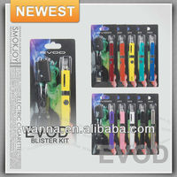 2014 shenzhen wanna Hottest Electronic Cigarette evod electric cigarettes on sales now!!!