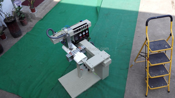 nonwoven fabric welding machine