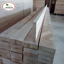 Finger Joint Boards Production Stick Board Wood Timber Paulownia Wood Price