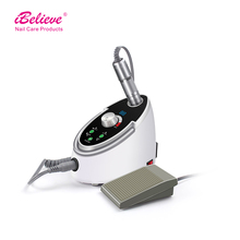 New Arrival pro electric pedicure nail file drill with strong handpiece
