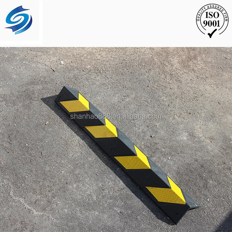 flexibility parking plastic corner firm protector guard