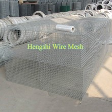High quality cheap welded rabbit cage wire mesh
