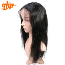 QHP 7a 100 percent brazilian human hair full lace wig