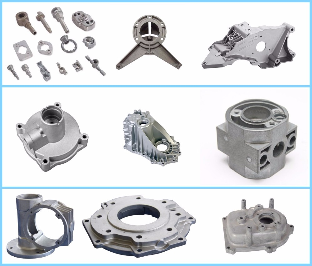 Wholesale custom aluminum die casting housing for led/ a380 aluminum die casting