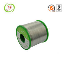 lead free solder wire smooth surface, good fluidness melt solder wire 45 55