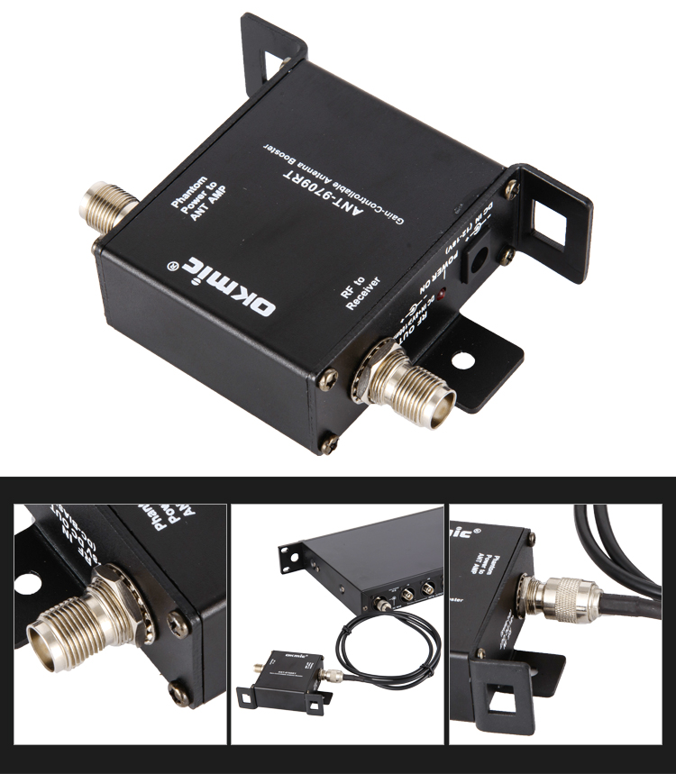 Top sell multi band antenna wireless microphone antenna distributor