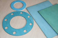 High Temperature Non asbestos rubber jointing sheet of round gaskets for sealing Oil Flange FNY150