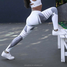 Unique sportswear high elastic leggings private label gym wear for women