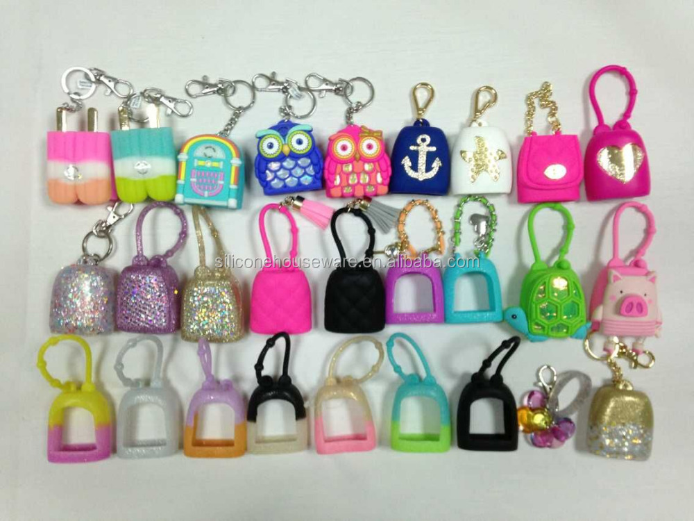 Bath Body Works Hand Sanitizer Silicone Holders You Choise ...