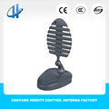 best price VHF&UHF v shape indoor tv antenna with cable and F connector