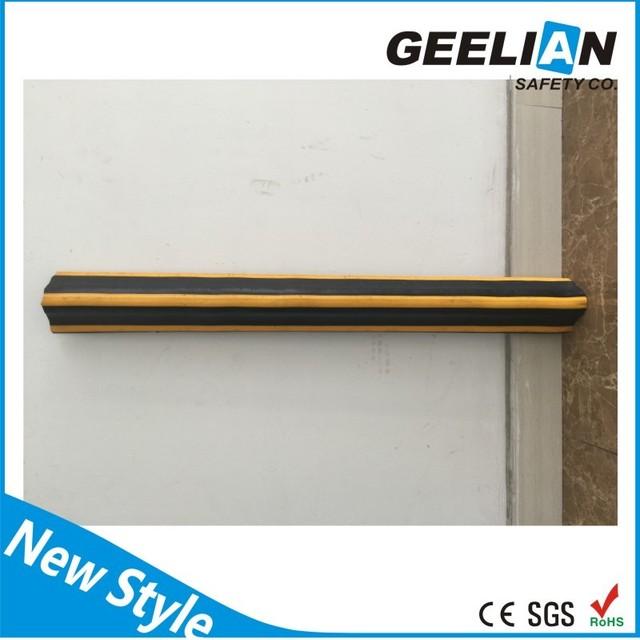 plastic wall protection guard /hospital PVC wall protection/wall guard