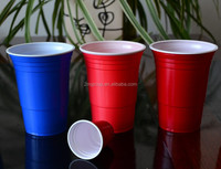High quality 16oz red solo cup wholesale / party red cups / beer pong cups