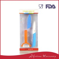 With Cover Small Fruit Knife Ceramic Knives