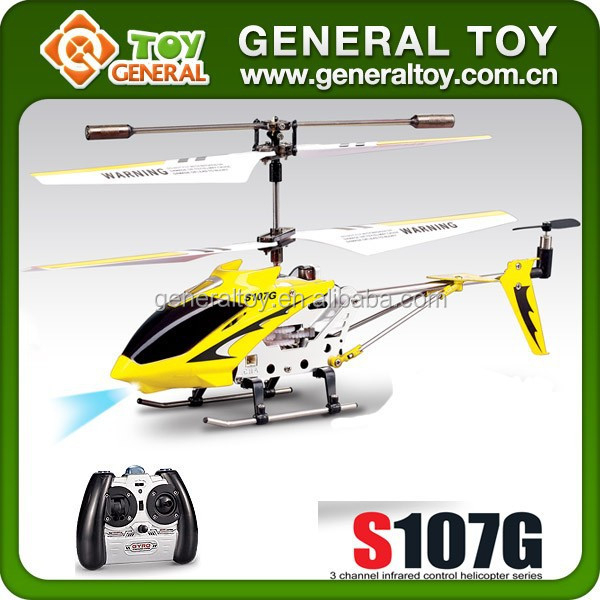 3.5ch rc helicopter syma s107g rc helicopter