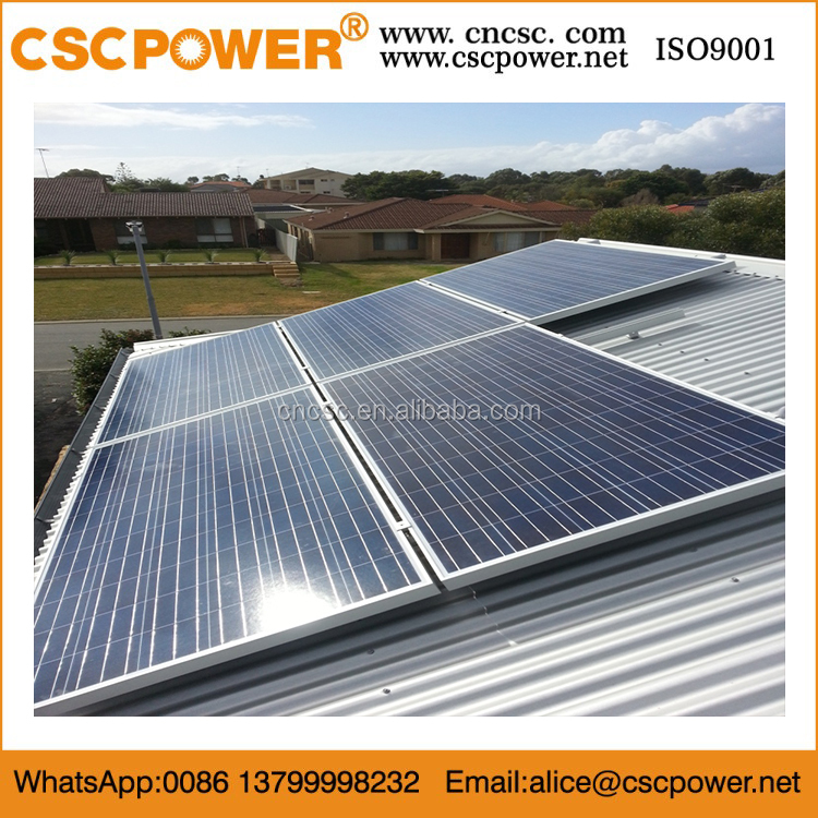 Cscpower 15 kw solar electric power system for hotels for Dubai