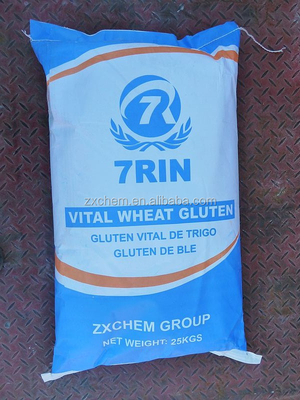 2016 vital wheat gluten for food/feed grade(75%/82%)