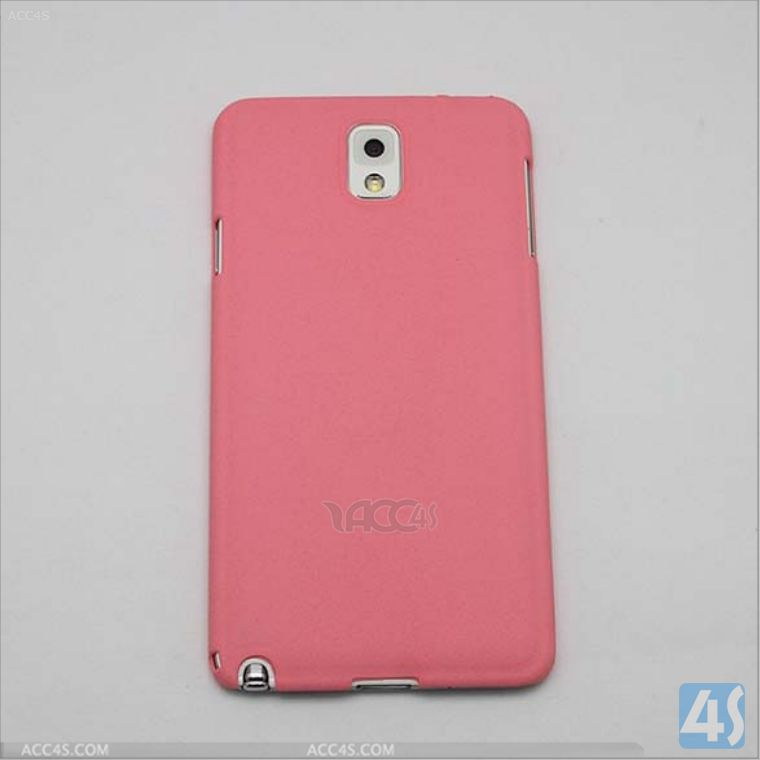 Matte Skin Plastic Cell Phone Case for Samsung Galaxy Note 3 P-SAMN9000HC006