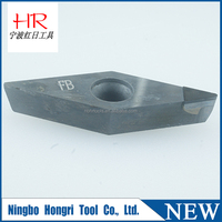 Direct manufacturer turning tools diamond insert full face pcd insert