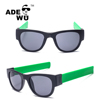 ADE WU funny hip hop Pops circle latest sunglass styles 2016 Cycling sunglasses