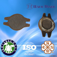OEM Iron Castings Washing Flange