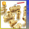 Lead free brass TAWIL grade ductile iron fitting for upvc pipe push fit fitting