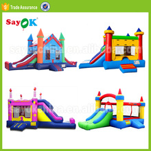 Cheap commercial wholesale children china house jumping castle jumpers jumpoline combo air trampoline baby inflatable bouncers